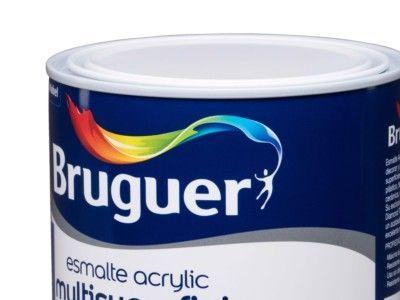 Bruguer Acrylic esmalte multisuperficie blanco