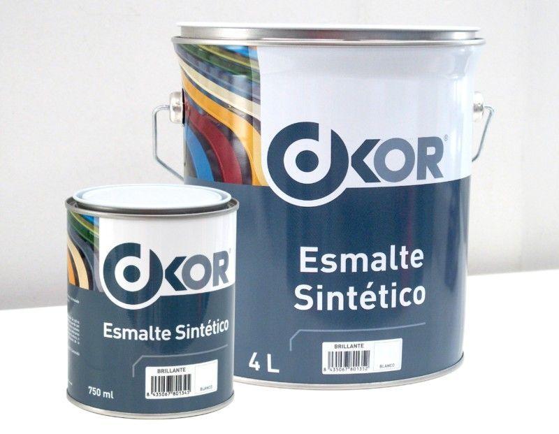 Esmalt Sintètic Blanc DKOR