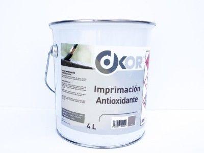 Imprimació Antioxidant DKOR Gris