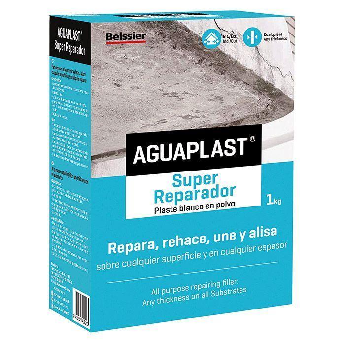 Masilla Aguaplast Super Reparador 1kg