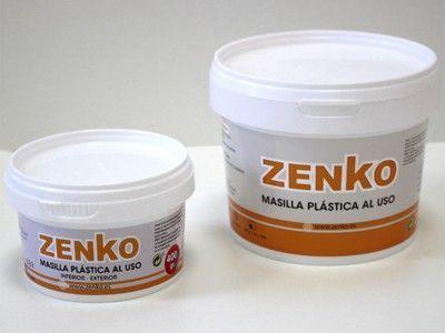 Masilla plàstica Zenko