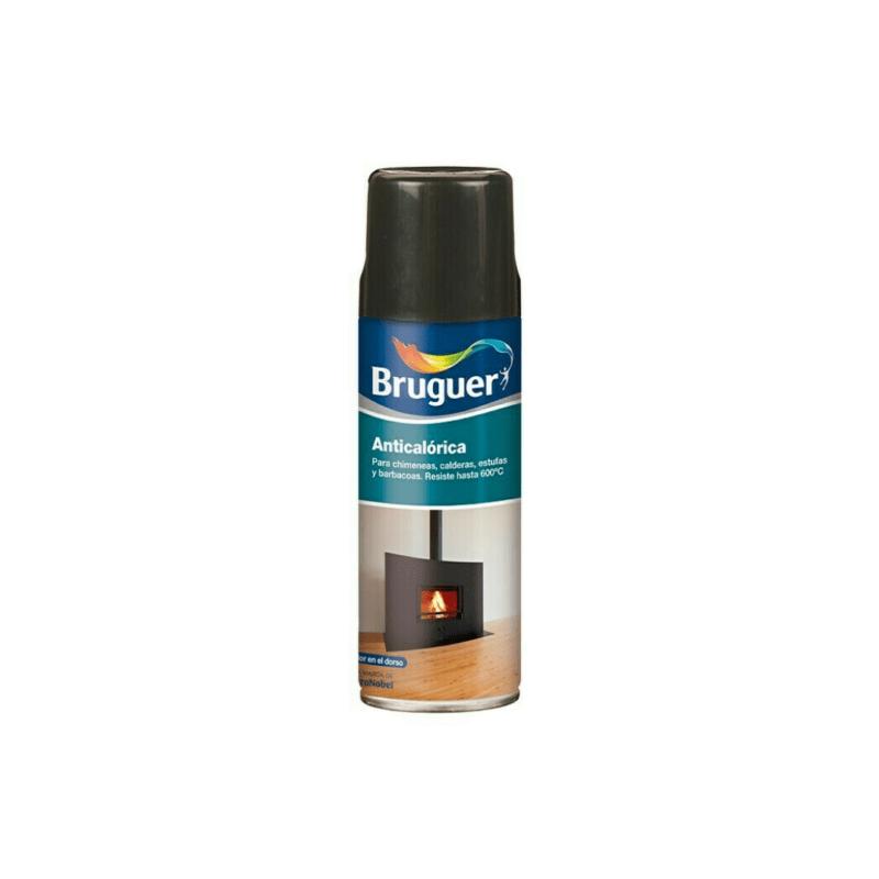 Spray Anticalórico BRUGUER Negro 400ml
