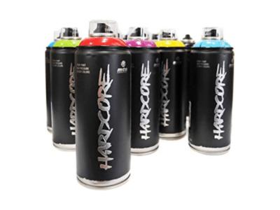 Spray Hardcore Montana