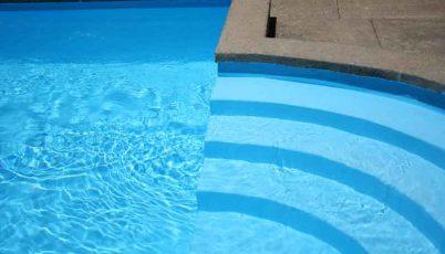 Pintar la piscina segons el seu tipus