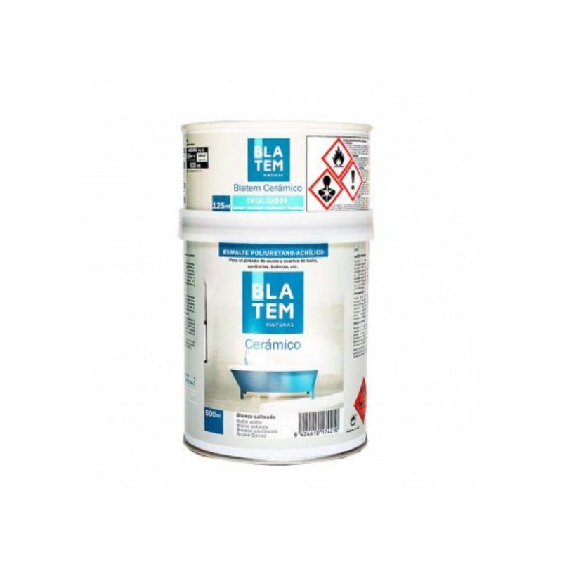 Esmalt poliuretà BLATEM Ceramico Blanco