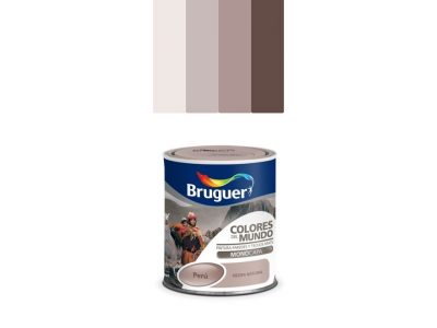 pintura colores del mundo bruguer perú