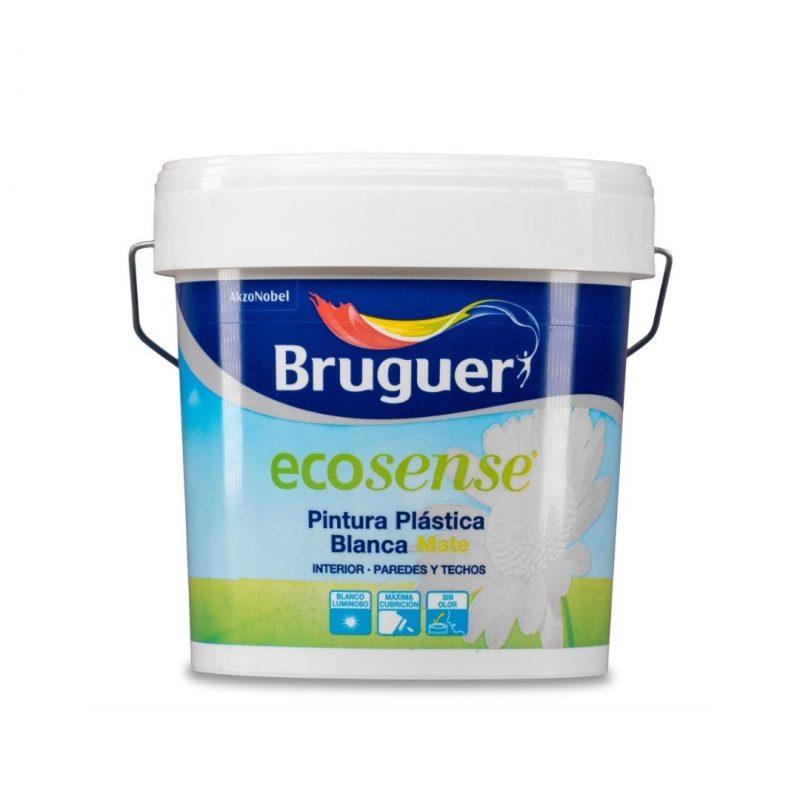 Pintura plástica ecológica BRUGUER Ecosense
