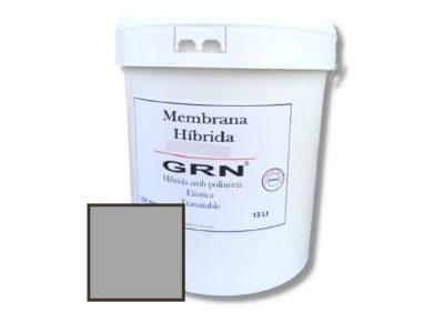 pintura impermeabilizante Membrana Híbrida GRN Gris
