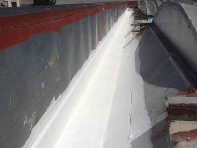 Pintura impermeabilitzant blanc Membrana Híbrida GRN