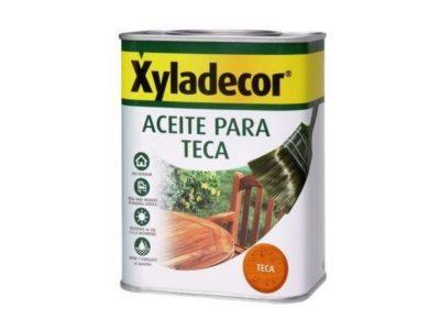 Aceite de Teca XYLADECOR Teca