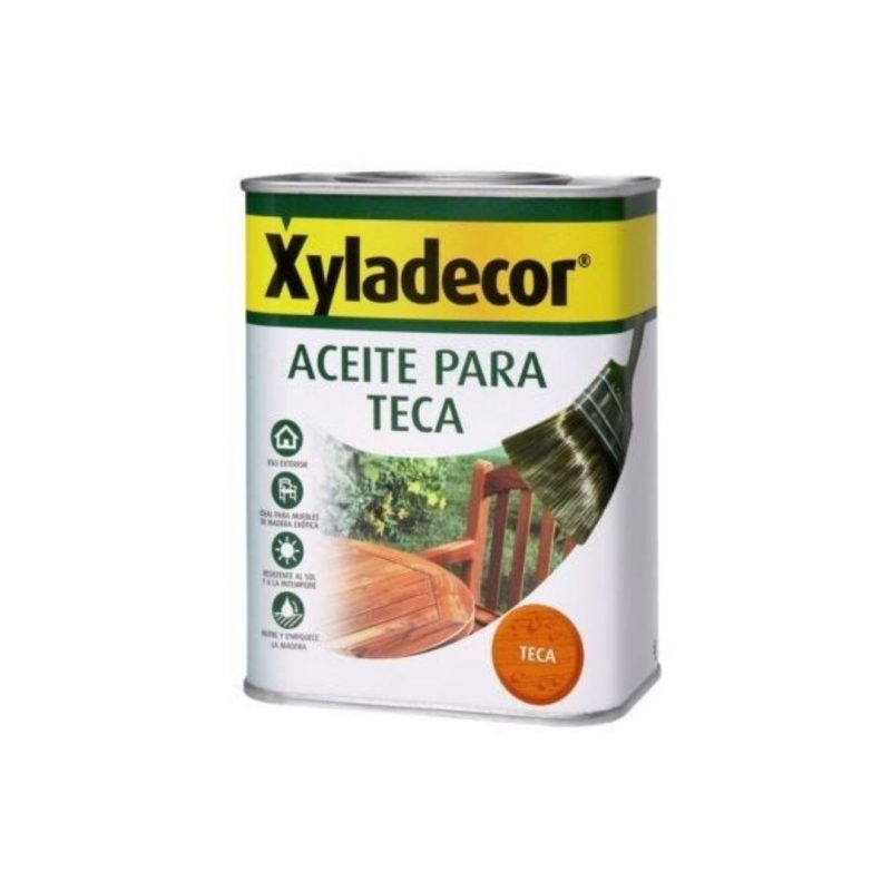 Oli de Teca XYLADECOR Teca