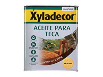 Aceite de Teca XYLADECOR Incoloro