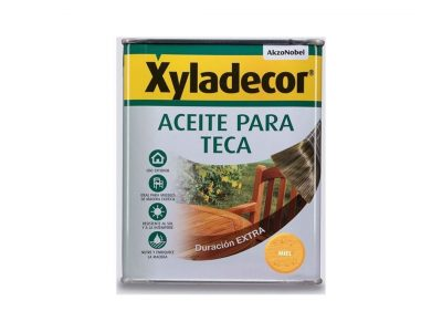 Aceite de Teca Miel XYLADECOR