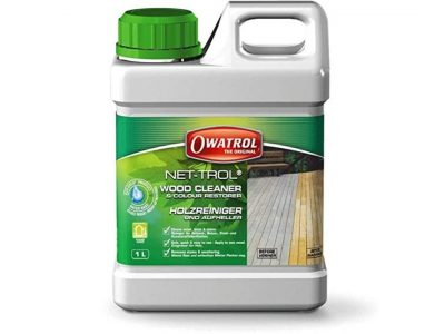 Limpiador madera OWATROL Net-Trol