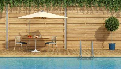 Tarima de fusta per piscina – Tractament de la fusta i reparació de tarimes
