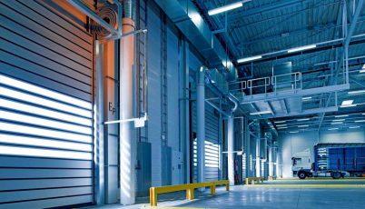 Manteniment de naus i sòls industrials