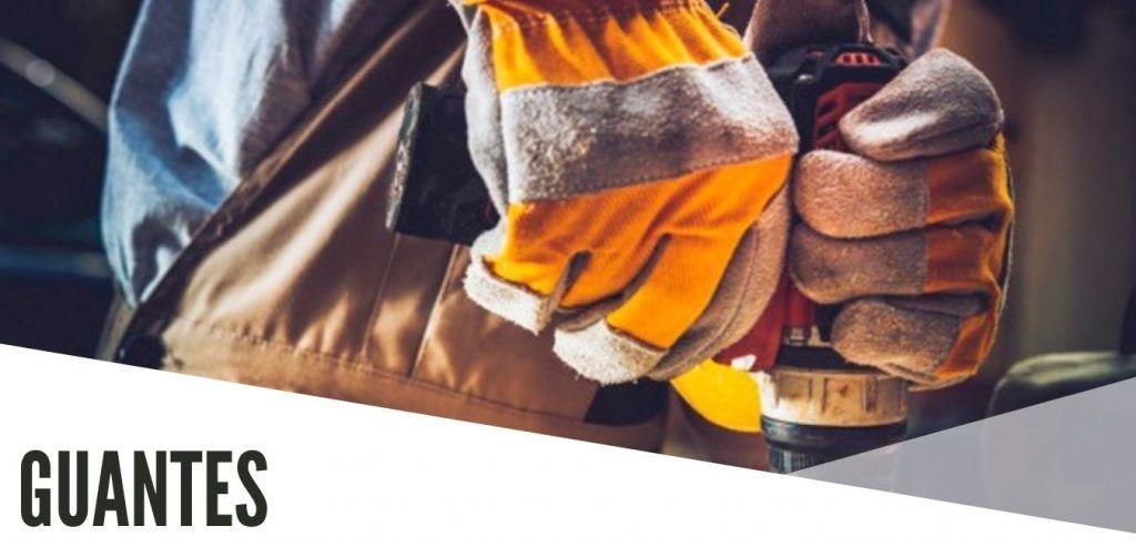 guantes proteccion laboral