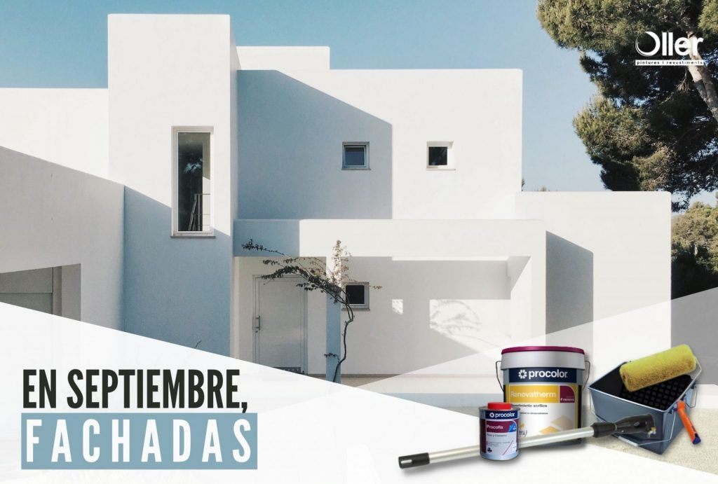 pintura para fachadas profesional