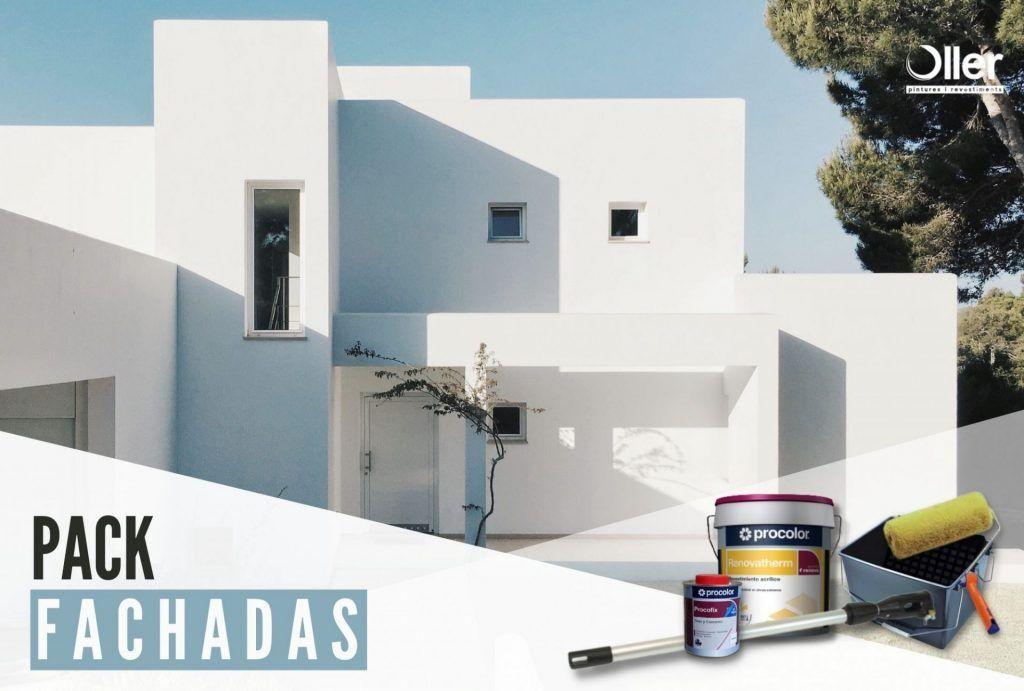 pack pintura fachadas